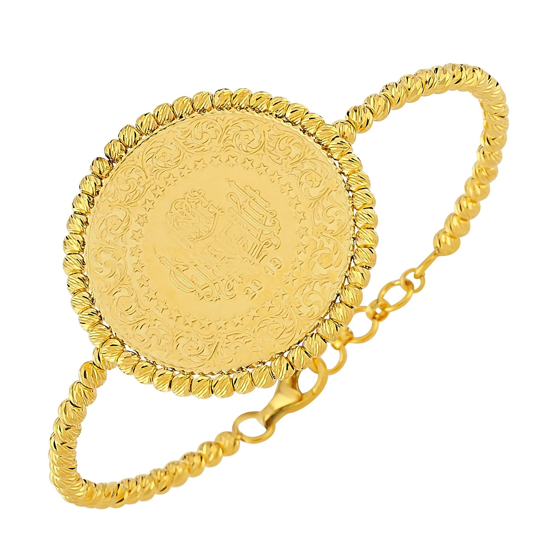 Altın Dorika Kelepçe