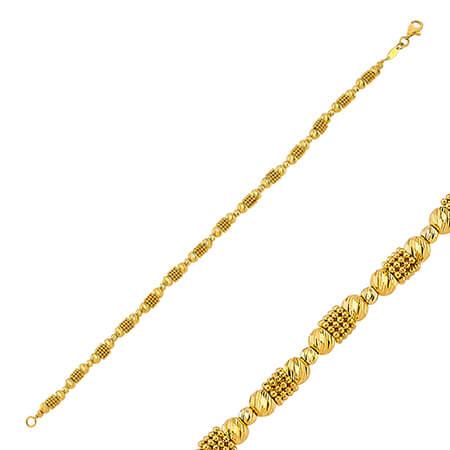 Altın Dorika Bileklik