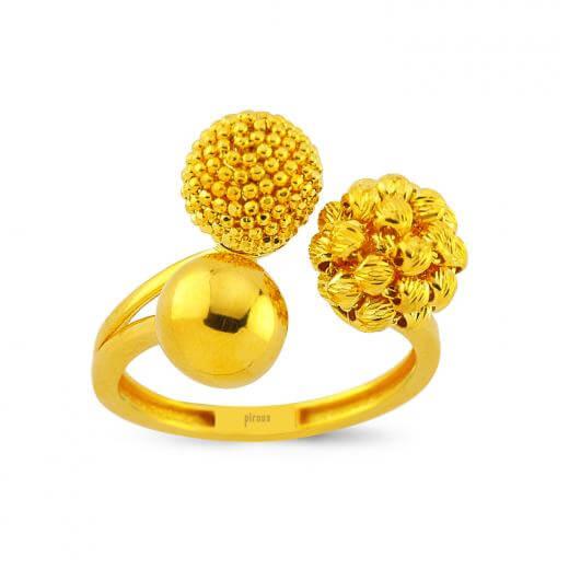 Altın Dorika Yüzük
